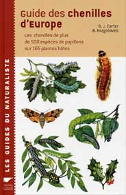Guide des chenilles d' Europe (2005)