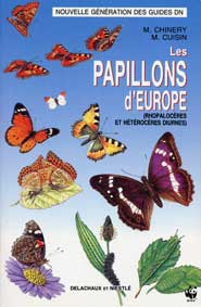 guide des chenilles d europe